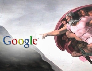 Is Google God?